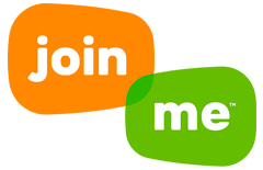 Join.me Logo PNG | Wie man Join.me Meetings mit Sonix transkribieren
